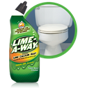 Lime-A-Way® for hard water stains in toilet